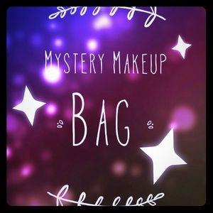 Other - Mystery Makeup Bag/bundle! 🎀💋 ($20+ value)